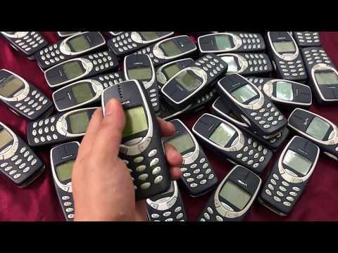 So Sánh Các Loại Nokia 3310 Cổ Còn Sót Lại Sản Xuất Năm 2000 . Hàng Chuẩn Về Nhiều Tại ALOFONE.VN