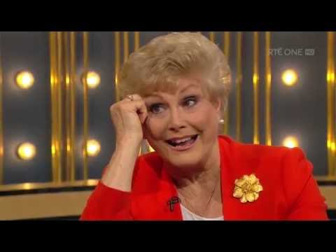 Angela Rippon - 'Sit to Stand Challenge' | The Ray D'Arcy Show