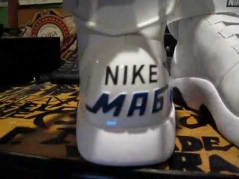 22aa5638bcd80 Sbshoe.com FAKE NIKE MAG REVIEW. - YouTube