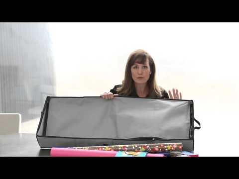 Wrapping Paper Storage from Container Store