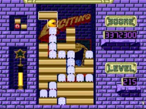 Pac-Attack (Sega Genesis)