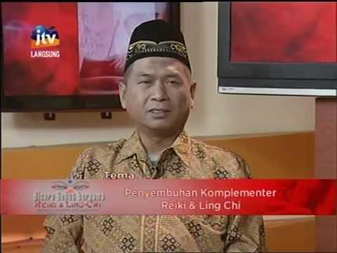 Dialog Reiki Lingchi di JTV (13/01/15)- Ricky Suharlim