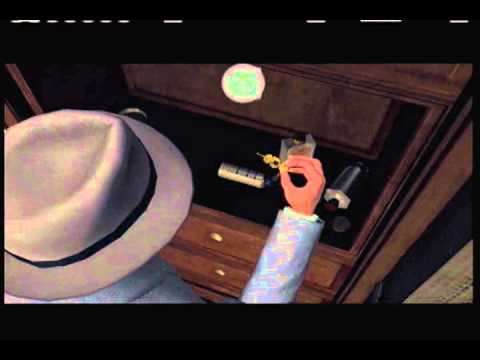 L.A Noire Nicholson Electroplating Complete Walkthrough and Achievements