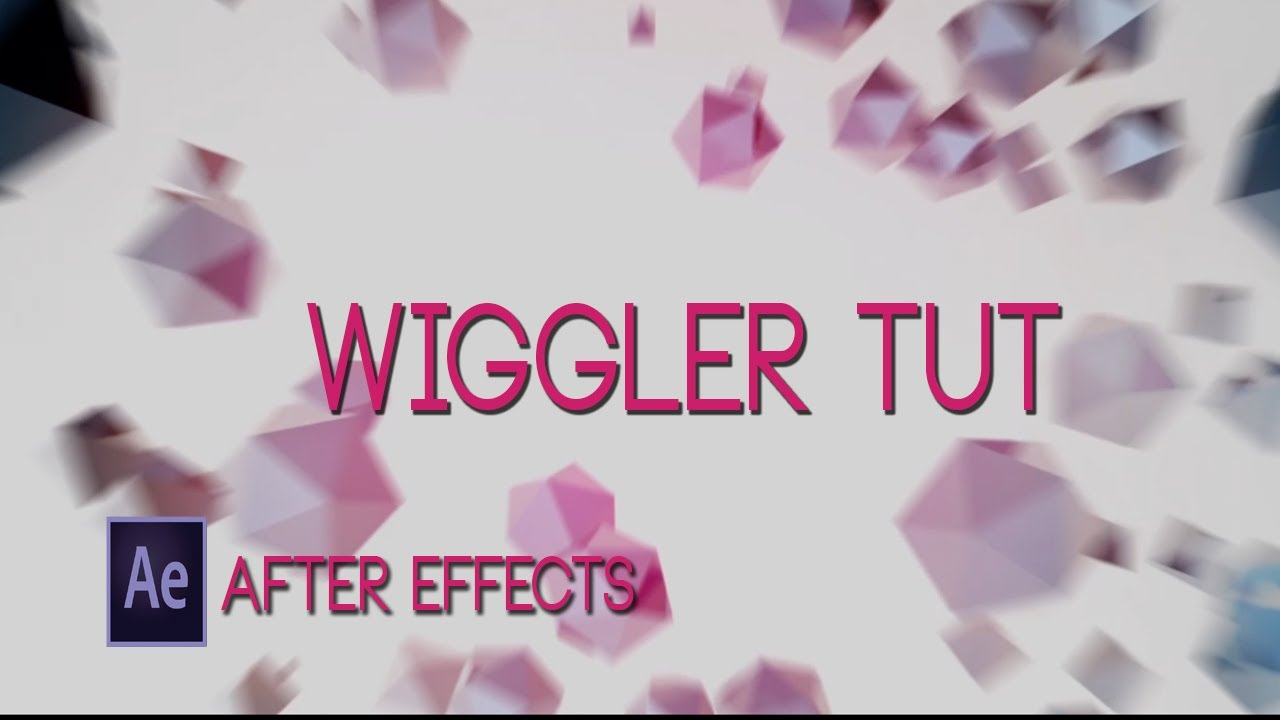 Cool moves with the wiggler: adobe after effects tutorial.