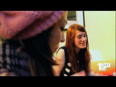 1Take.TV: Claudia Georgette (Boxes)