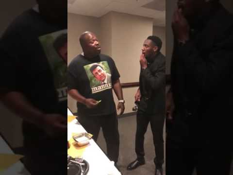 Kountry Wayne : When You Catch Bruh Man From Martin Eating Your Food!