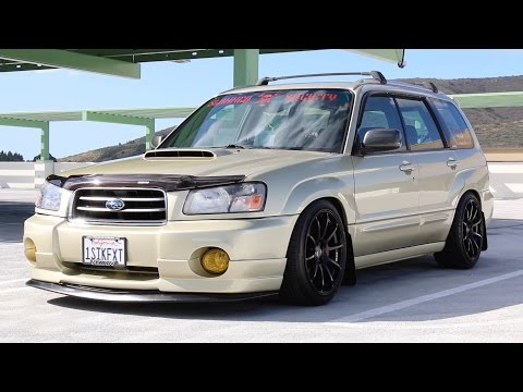 WRX KILLER – 2.5 Forester XT Review