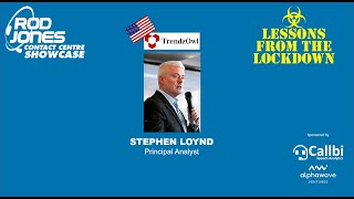 LessonsFromLockdown Stephen Loynd 1May2020