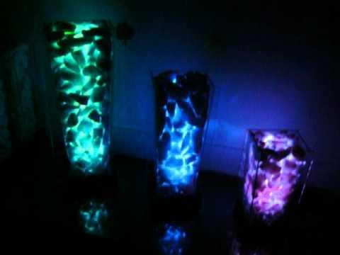 Lamparas artesanales uv youtube - Como hacer lamparas de techo artesanales ...