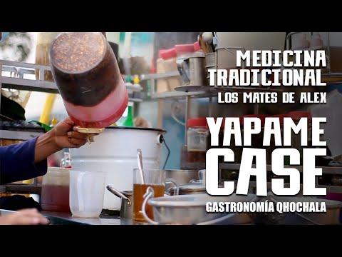 Medicina tradicional, los mates de Alex - Yapame Case