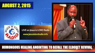humongous healing anointing to befall the mega eldoret revival prophet dr owuor