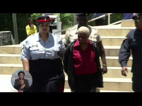 FORMER WATER & SEWERAGE CORP. EMPLOYEE CHARGED