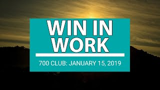 The 700 Club - January 15, 2020