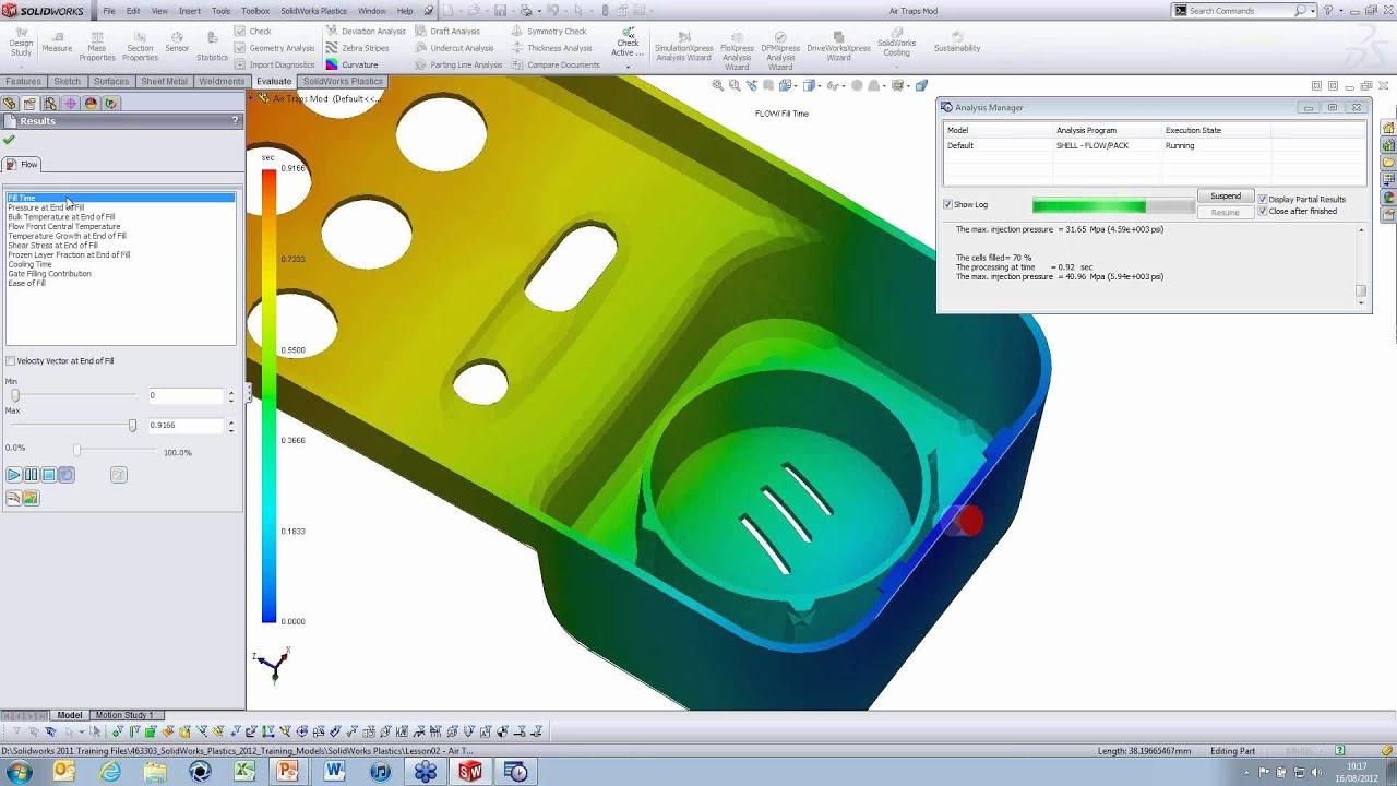 Solidworks Plastic Part Design Tutorial Pdf