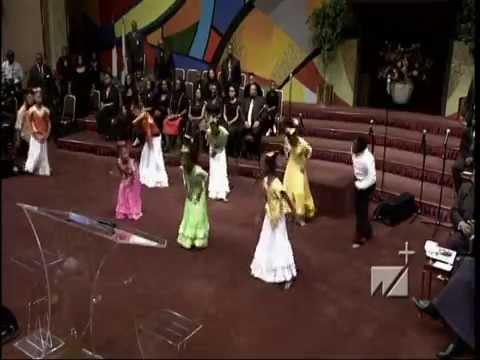 Chosen Vessels - He Brought Me (Dorinda Clark-Cole) Praise Dance Performance