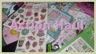 Action Haul, neue süße Kawaii - Sticker ^^