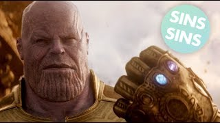 How Not To Criticize Avengers: Infinity War