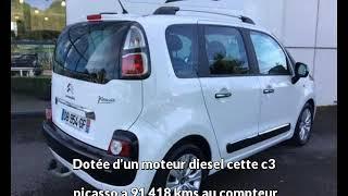 Citroen c3 picasso occasion visible à Labege cedex présentée par Auto real labege