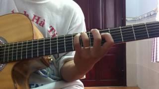 Học đàn guitar đệm hát cơ bản - Sử dụng hợp âm rải sáng tạo khi đệm đàn [HocDanGhiTa.Net]
