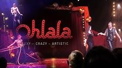 Ohlala Circus 2016 - sexy crazy artistic - Scandalo | Tania Sofia de Andrade