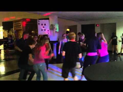 "OXFORD senior all night party- ""Dancing"""