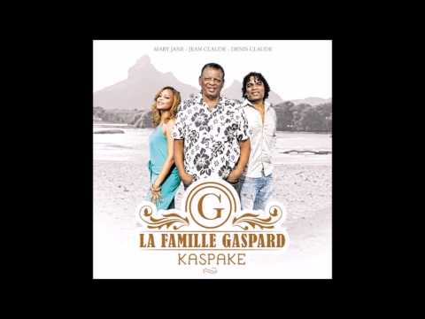 Mary Jane Gaspard - Choisir - Album Kaspake - Séga 2014