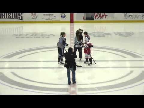 02-21-16 Buffalo Beauts vs. NY Riveters