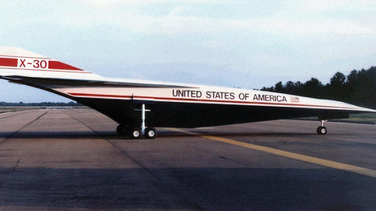 The National Aerospace Plane