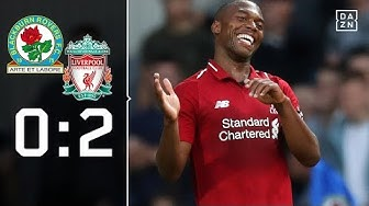 Naby Keita assistiert - Reds gewinnen: Blackburn - FC Liverpool 0:2 | Highlights | DAZN