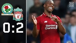 Naby Keita assistiert - Reds gewinnen: Blackburn - FC Liverpool 0:2 | Highlights | DAZN