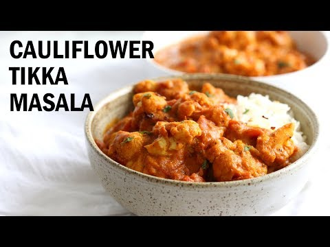 Instant Pot Chickpea Tikka Masala