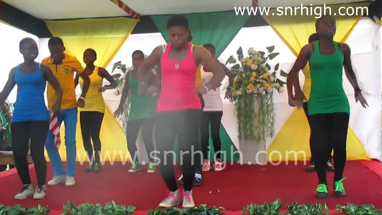 Tepa SHS Choreography Dance (2014 Asanteman SHS Funfair) - YouTube