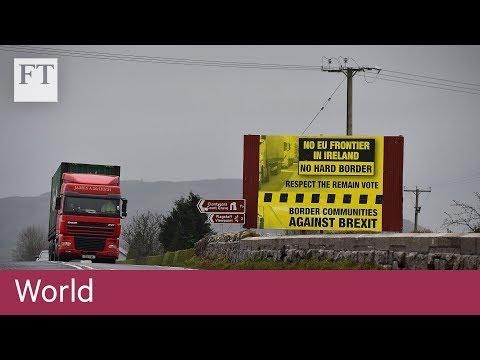 051217 Irish border plan derails Brexit talks