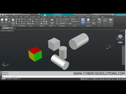 what-are-planes-&-how-to-change-ucs-in-autocad-3d