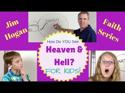 How do YOU see Heaven and Hell? - with Jim Hogan!