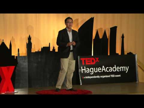Should China stand up for global justice? | Michael Liu | TEDxHagueAcademy