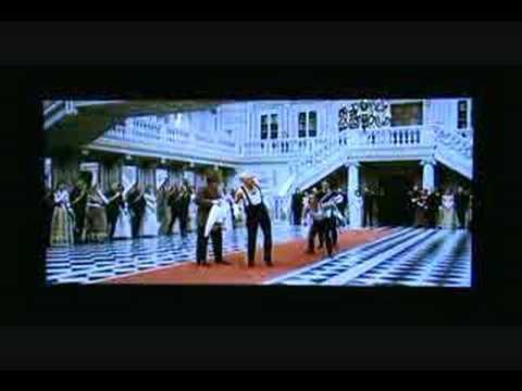 Hamlet (1996) Fencing Scenes