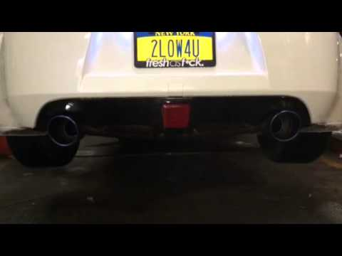 Motordyne Shockwave Exhaust & ART Pipes - Nissan 370Z Forum