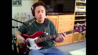 Bring Me Some Water: Melissa Etheridge Bass Cover Playalong with ISOLATED BASS TRACK™