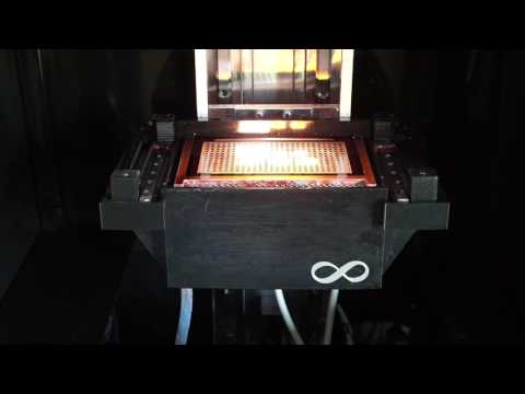 New Top Down DLP 3D Printer