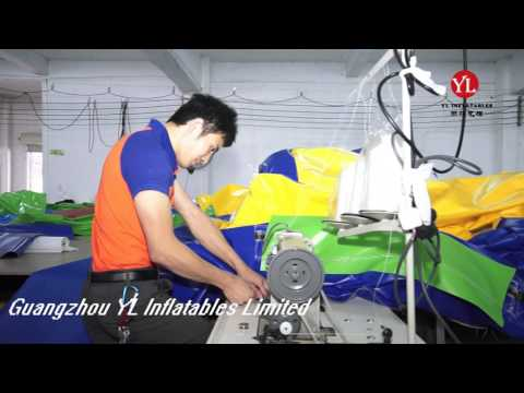 Guangzhou YL Inflatables Limited - Factory Video