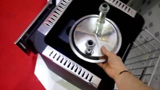 видео печь ермак 12