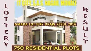 Lottery Draw Result of GMADA IT City Scheme 2016