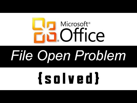 Repair Microsoft® Office 2010 to fix installation probl