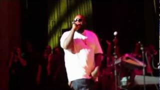 TUPAC BACK (LIVE) - MEEK MILL featuring RICK ROSS & MIKE EPPS