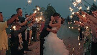 Amy & Ryan: Wedding Film at Leif Erikson Park in Duluth, MN