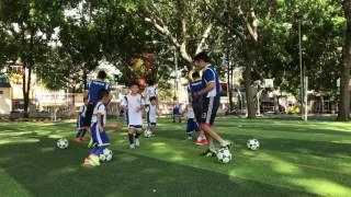 Lớp bóng đá trẻ em tại Quận 10 & 11 TP HCM