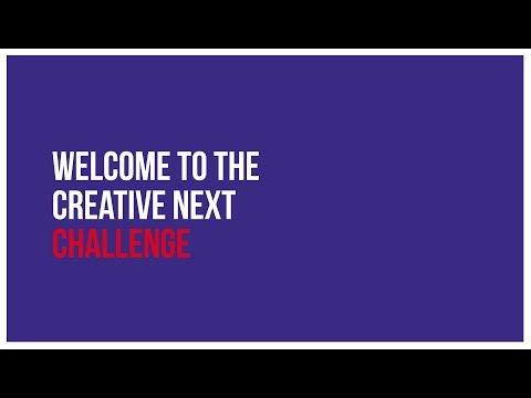 Creative Next Challenge - Scientific Innovations