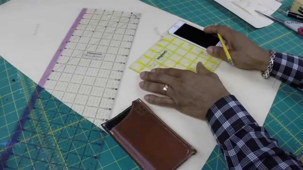 how to make a phone case without a case