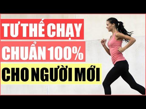 10 Bước để có tư thế chạy bộ đúng chuẩn 100% cho người mới | Yêu Chạy Bộ
